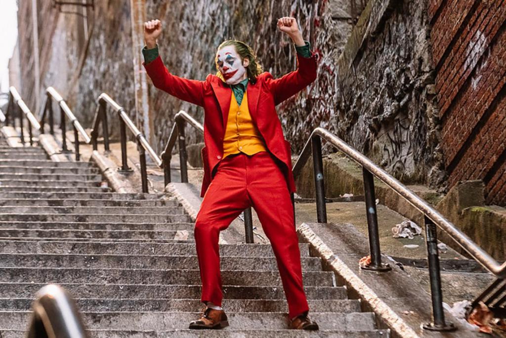 Joker var en av filmerna jag såg i oktober, och den enda jag såg på bio