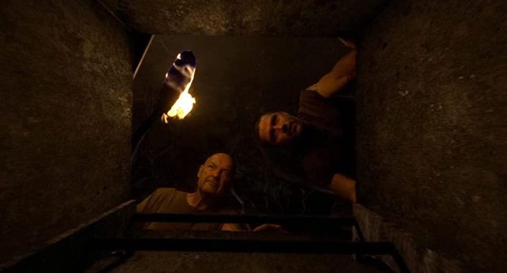 Locke och Jack öppnar luckan