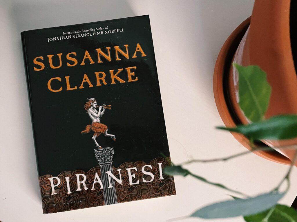 Women's Prize for Fiction 2021 nominerande: Piranesi